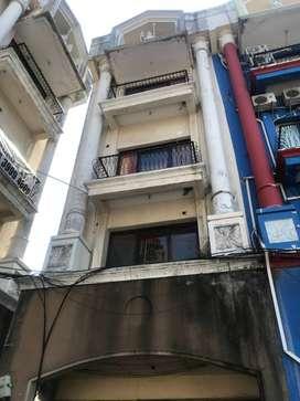 Ruko Rich Palace 4 Lantai sedang Renovasi