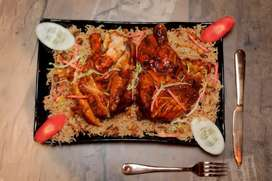 Need a female  for Reception in Restaurant
