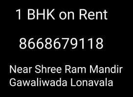 1 BHK on Rent