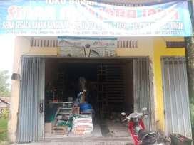 Dijual Toko dekat BNS dan Jatim Park 2.