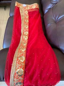 Lehnga with dupatta n top