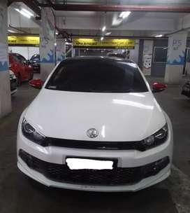 Volkswagen Scirocco GTS Automatic Putih 2014