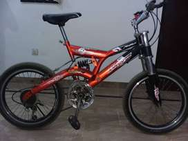 Bmx jumper bicycle