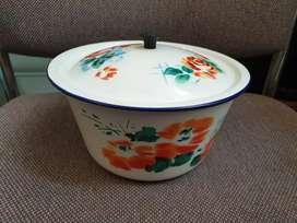 Mangkuk enamel jadoel made in China