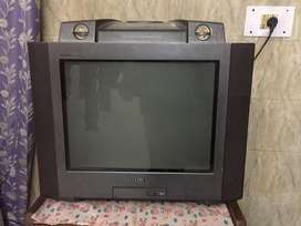 Sony TV with good quality and good condition