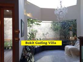 Rumah Mewah Kelapa Gading Bukit Gading Villa (20x28m)