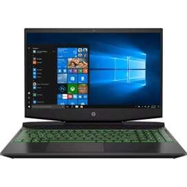 bisa kredit laptop gaming HP Pavilion 15cx0216TX promo bunga mulai 0%