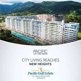 1 Bhk at Pacific Golf Estate
