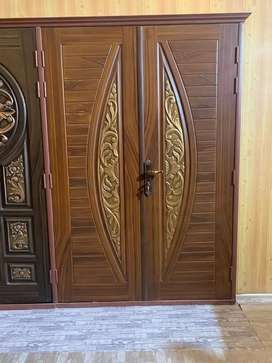 Fiber doors full  solid 100% warnty  (orignaly by nTechdoors)
