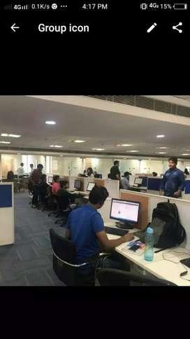 Online work/office work