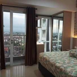 Jual apartemen full furnished murah  dekat UGM,UNY,RS Sardjito.