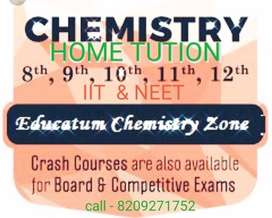 HOME TUTION FOR CHEMISTRY
