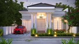 Desain rumah harga tetangga