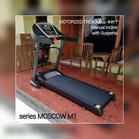 Treadmill Elektrik Moscow M-1 Tek.  Russia // Waldemar ARE 14G50