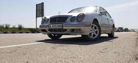 Mercedes-Benz E-Class 2002 Diesel Good Condition