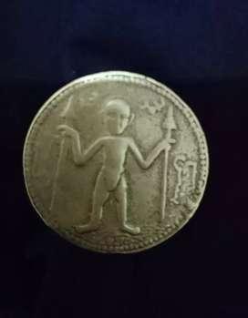 Koin emas kuno peninggalan kerajaan Linge Aceh