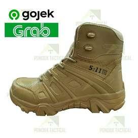 Sepatu Tactical 5.11 / Sepatu Tactical 511 6 Inch PDH