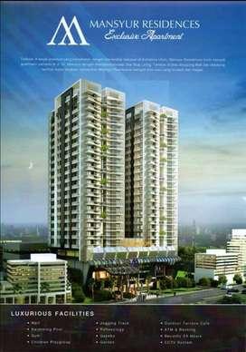Disewakan apartemen mewah di Jl. dr mansyur