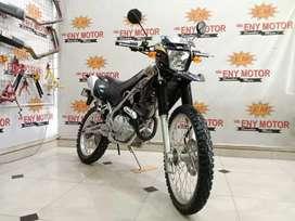 Bukan Bekas Tabrakan Kawasaki KLX 230 CC 2019 #Eny Motor#
