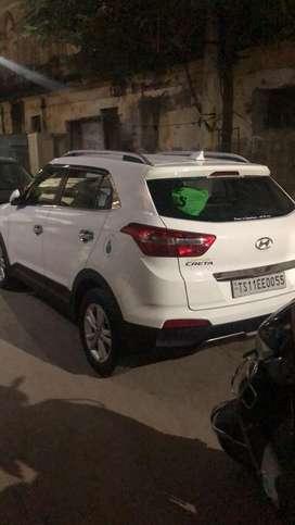 Hyundai Creta 2016 Diesel For Rent Good Condition