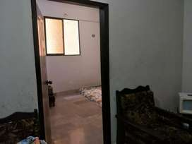 2 rooms flat in apartment available 24 hours electric gas and water