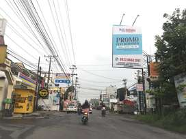 Tanah Jalan Kaliurang Km 8, Bisa Credit 12x Tanpa Bunga