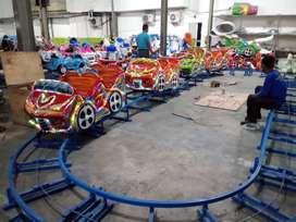 mini coaster odong kereta rel PROMO wahana mainan lengkap
