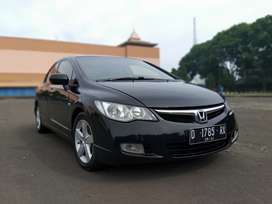HONDA CIVIC FD1 1.8 AT 2008 Istimewa