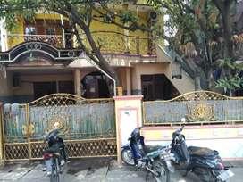 Rumah Dikontrakan di pusat kota