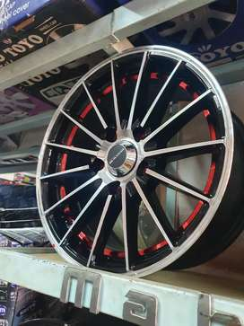 "INNOVA 15"" ALLOY WHEELS  4PCS"
