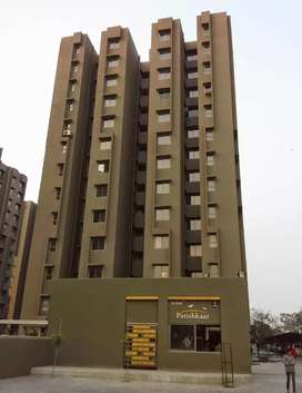 For Rent BHK semifurnished front facing flat on 4th floor