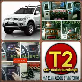 ASLI 2DIN FOR PAJERO ANDROIDLINK 7INC FULL HD+CAMERA HD MUMER GROSIR