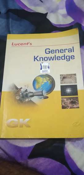 Lucent General Knowledge (Brand new condition)