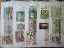 stamps collect