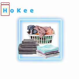 Hokee Laundry satuan dan kiloan