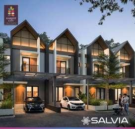 HARVEST CITY - rumah 2LT harga 600 juta di Cibubur , dekat akses toll