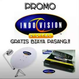 TV BERLANGGANAN MNC VISION // INDOVISION