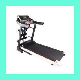 treadmill elektrik iturin  2.5hp electric automatic G-654 treadmil