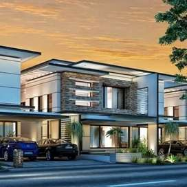 Defence Raya Villas 1 kanal For sale on Installments