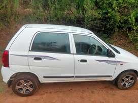 Maruti Alto with good condition.
