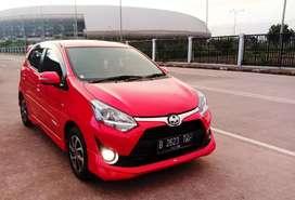 Jual Toyota Agya 1.2. MT TRD Sportivo