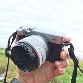 Mirrorless Fujifilm XA-20 Mulus Fullset