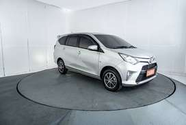 Toyota Calya G AT 2019 Silver