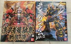JUAL MG Gundam MIB New 100% (nego)