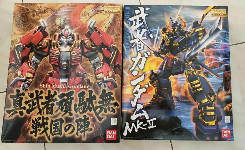JUAL MG Gundam MIB New 100% (nego) 0