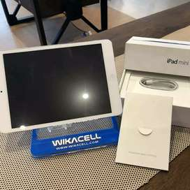 [SECOND] Ipad Mini 1 Wifi+Cell 64GB White Fullset ORI