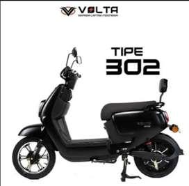Sepeda Listrik Volta 302 Bisa Kredit Tanpa CC By Homecredit