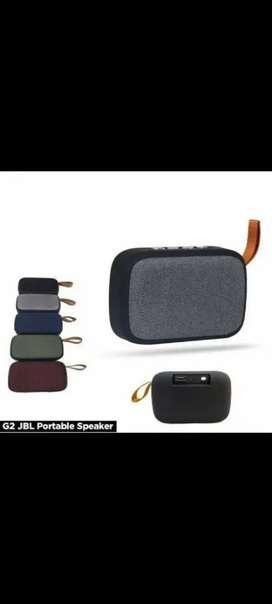 Speaker musik bluetooth ready stock
