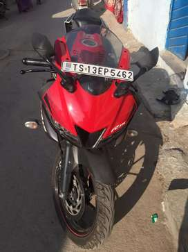 Yamaha r15good condition