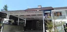 kanopi atap spndek,bgus buat rumahan